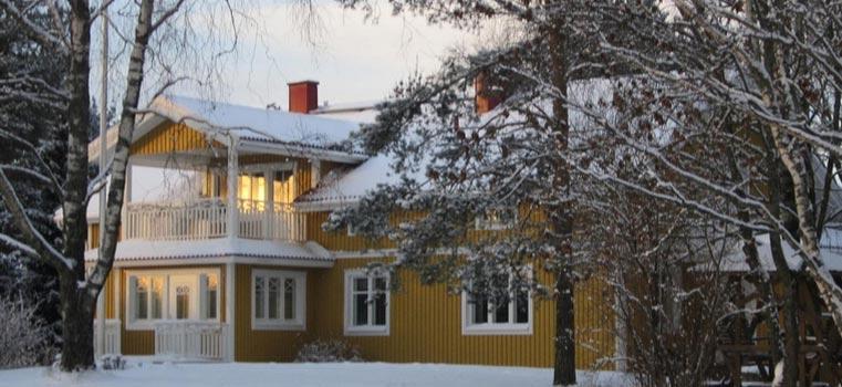 Hanhialan talo